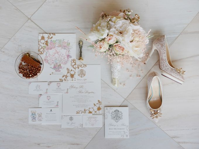 Wedding - Anthony & Anita by NOMA Jewelry & Accessories - 001