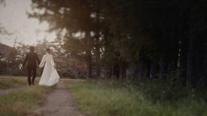 Garden Wedding in provincial Japan by thegaleria - 005