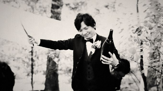 Garden Wedding in provincial Japan by thegaleria - 009