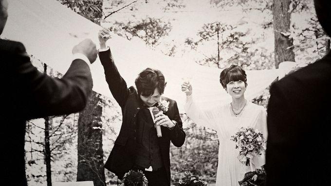 Garden Wedding in provincial Japan by thegaleria - 012