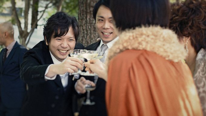 Garden Wedding in provincial Japan by thegaleria - 013