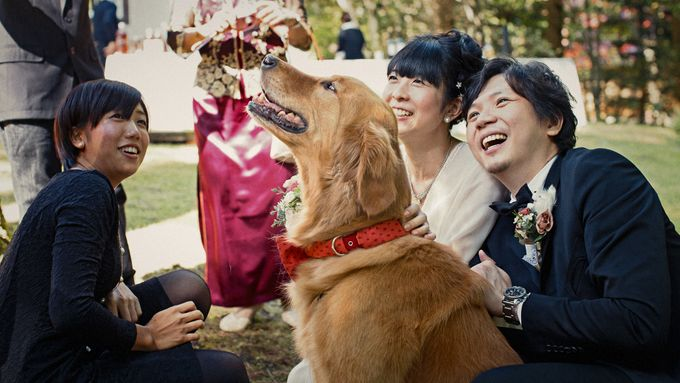 Garden Wedding in provincial Japan by thegaleria - 014