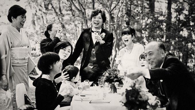 Garden Wedding in provincial Japan by thegaleria - 016