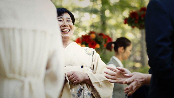 Garden Wedding in provincial Japan by thegaleria - 017