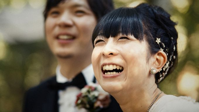 Garden Wedding in provincial Japan by thegaleria - 019