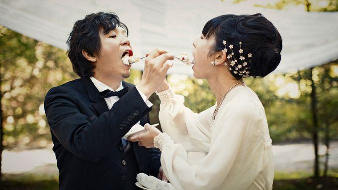 Garden Wedding in provincial Japan by thegaleria - 021