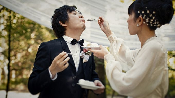 Garden Wedding in provincial Japan by thegaleria - 022