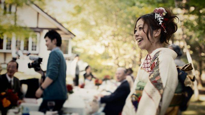 Garden Wedding in provincial Japan by thegaleria - 024