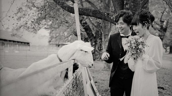 Garden Wedding in provincial Japan by thegaleria - 029