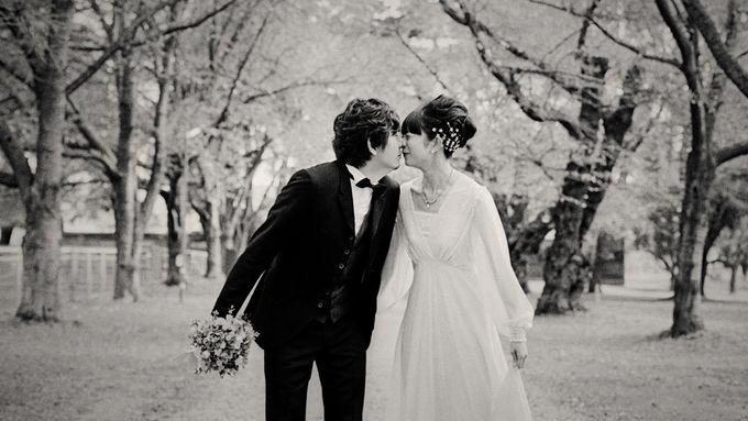 Garden Wedding in provincial Japan by thegaleria - 035