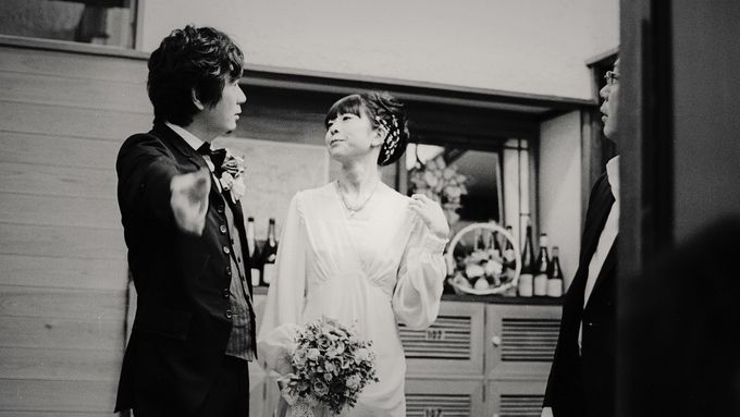 Garden Wedding in provincial Japan by thegaleria - 036