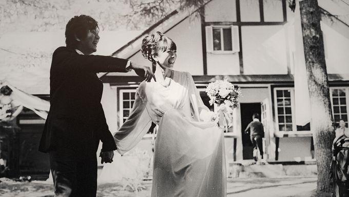 Garden Wedding in provincial Japan by thegaleria - 037