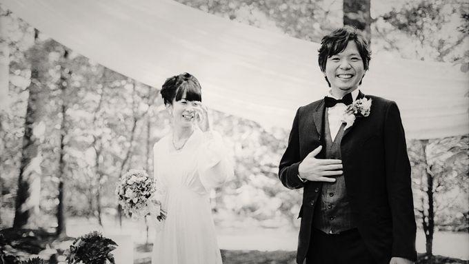 Garden Wedding in provincial Japan by thegaleria - 038