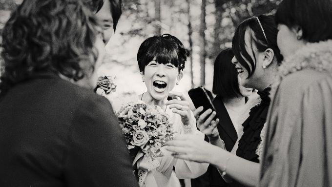 Garden Wedding in provincial Japan by thegaleria - 039