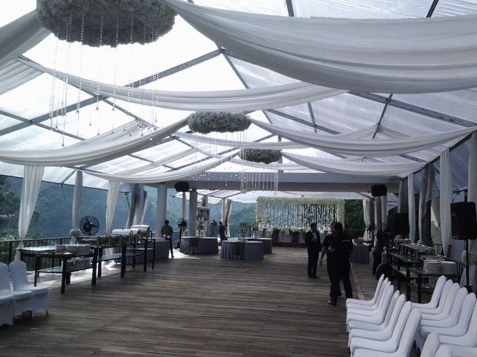reception at Champaca Wedding Chapel by Padma Hotel Bandung - 001