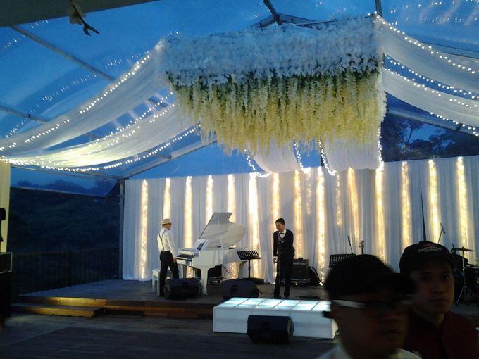 reception at Champaca Wedding Chapel by Padma Hotel Bandung - 002