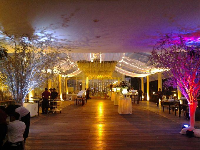 reception at Champaca Wedding Chapel by Padma Hotel Bandung - 003