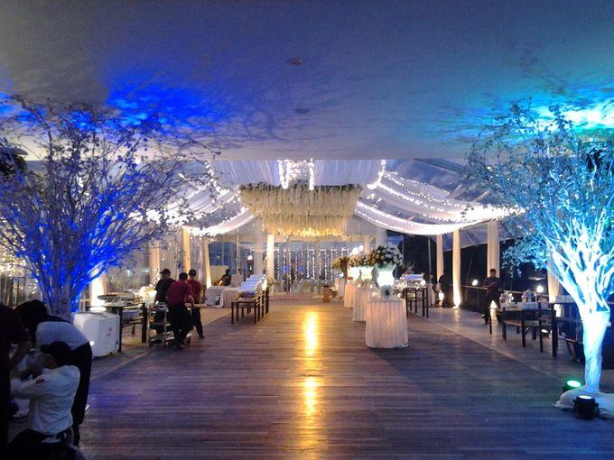 reception at Champaca Wedding Chapel by Padma Hotel Bandung - 004