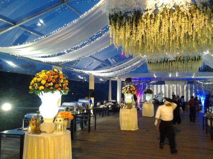 reception at Champaca Wedding Chapel by Padma Hotel Bandung - 005