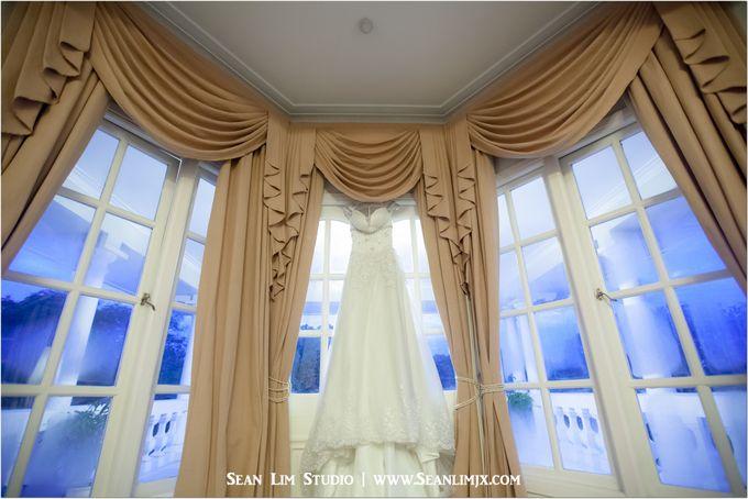 Wedding Day - Carcosa Sri Negara by Sean Lim Studio - 001