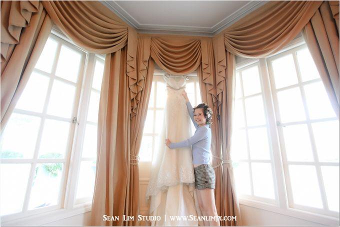 Wedding Day - Carcosa Sri Negara by Sean Lim Studio - 002