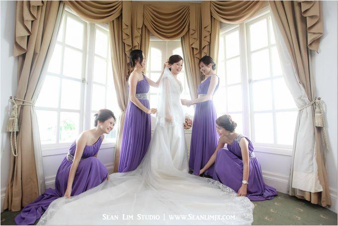 Wedding Day - Carcosa Sri Negara by Sean Lim Studio - 003