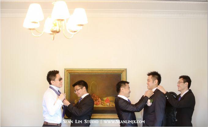 Wedding Day - Carcosa Sri Negara by Sean Lim Studio - 004