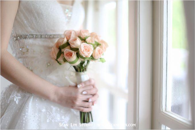 Wedding Day - Carcosa Sri Negara by Sean Lim Studio - 005