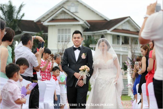 Wedding Day - Carcosa Sri Negara by Sean Lim Studio - 007