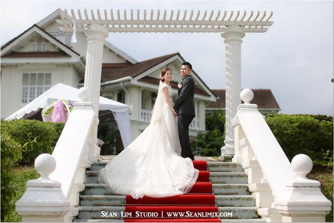 Wedding Day - Carcosa Sri Negara by Sean Lim Studio - 009