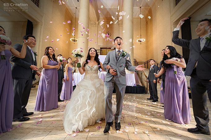 Destination wedding by ES Creation Photography - 003