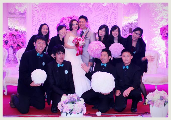 The Wedding of Andy & Nita by WedConcept Wedding Planner & Organizer - 003