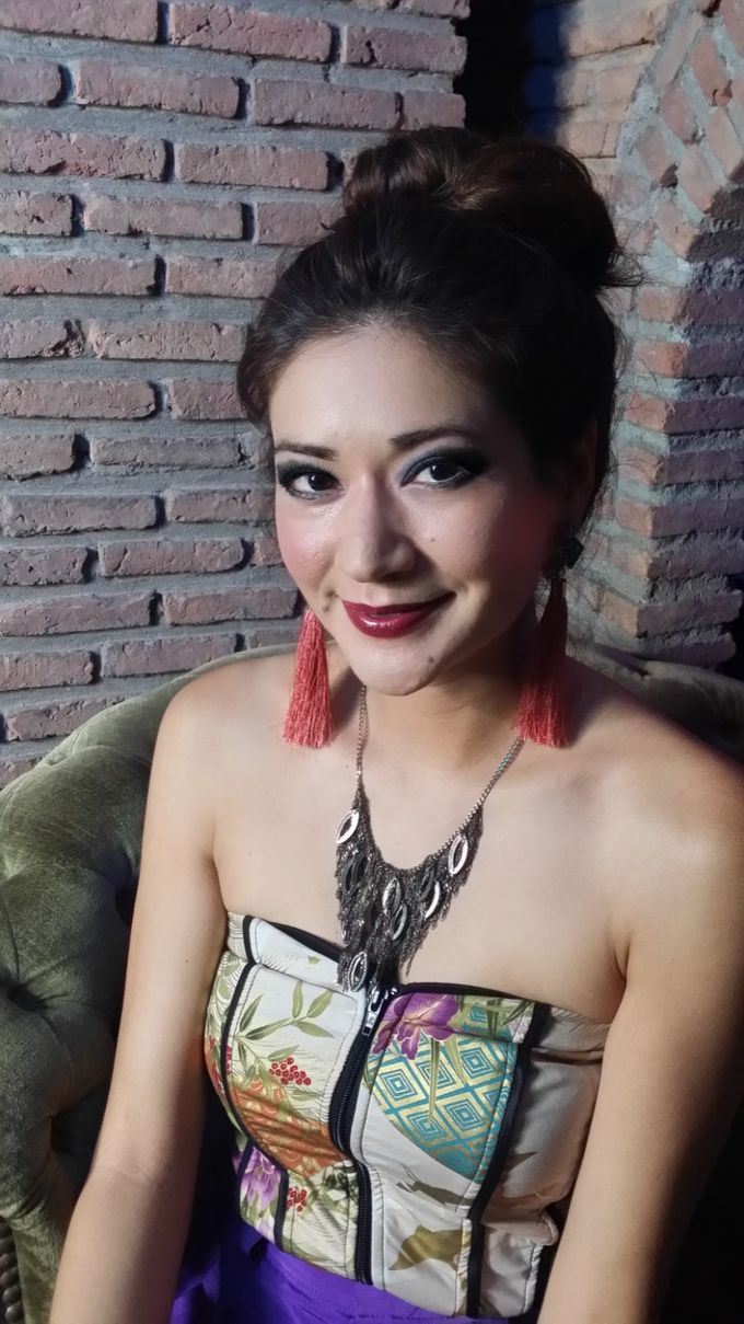 Party Makeup by Makeup by Lavina - 003