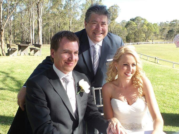 Kurt and Gillian wedding by The Happy Wedding Celebrant & MC - 001