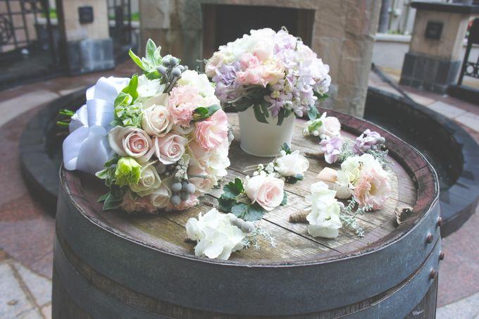 Bridal Bouquets by Ever & Blue Floral Design - 022