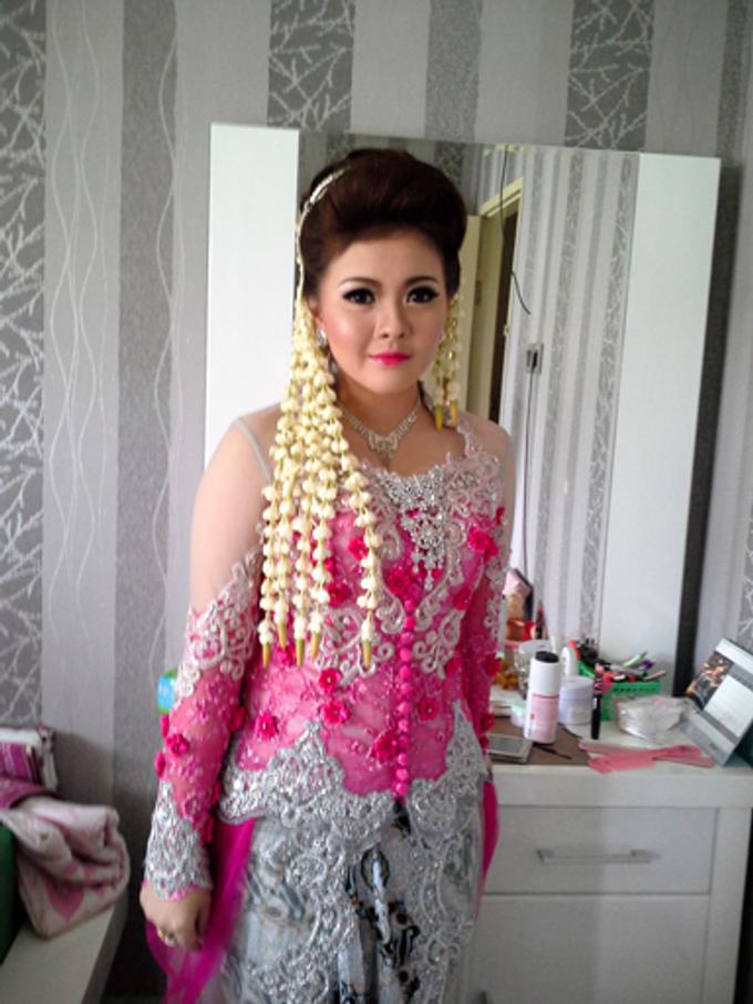 Makeup & Hairdo by Lasherly Salon & Bridal - 004