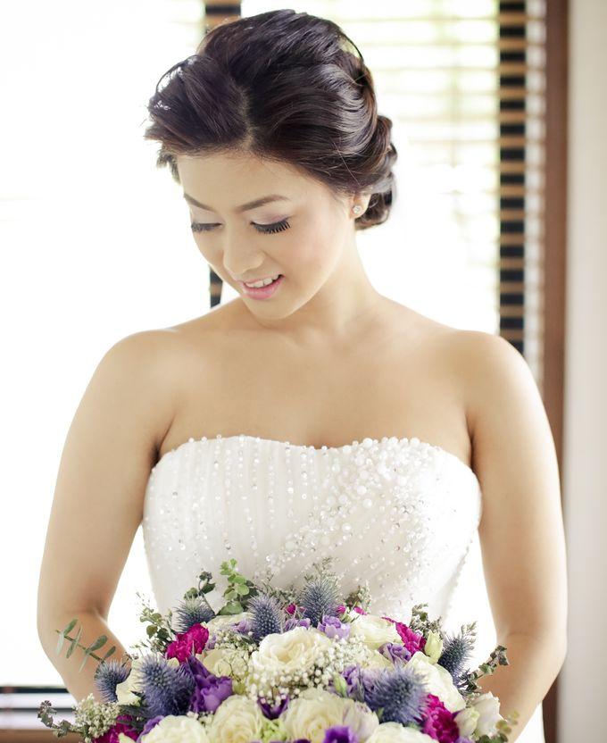Wedding of Tj & Cris by Jo Chan Makeup Artistry - 002