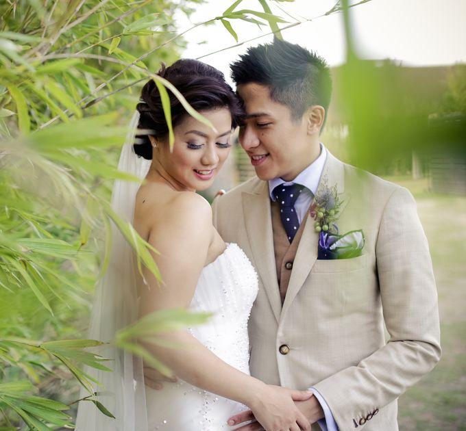Wedding of Tj & Cris by Jo Chan Makeup Artistry - 004