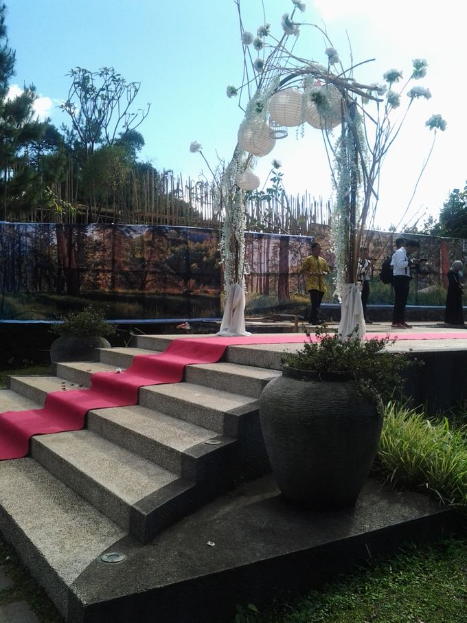 Wedding Decoration by Green Forest Resort & Wedding - 027