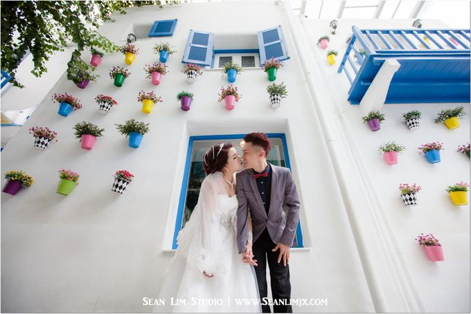 Destination Prewedding - Hua Hin Thailand by Sean Lim Studio - 002