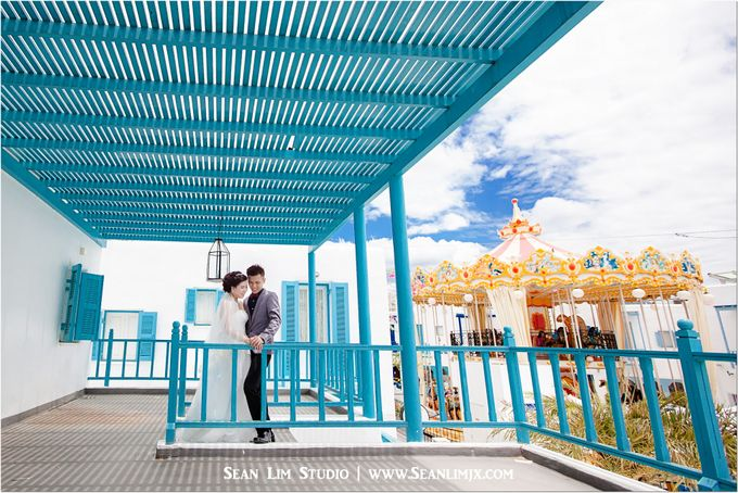 Destination Prewedding - Hua Hin Thailand by Sean Lim Studio - 001