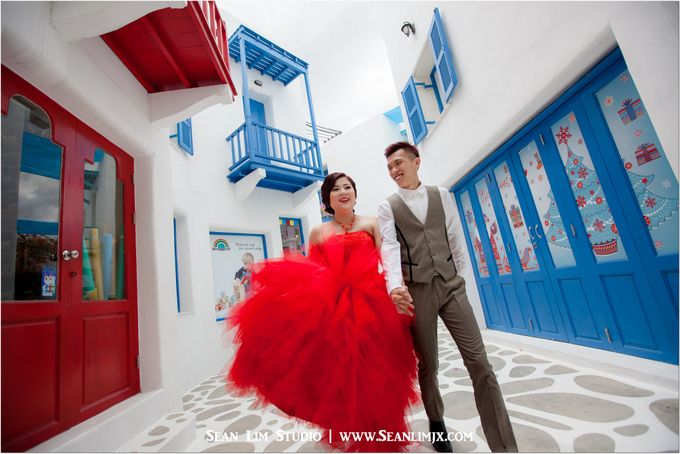 Destination Prewedding - Hua Hin Thailand by Sean Lim Studio - 005