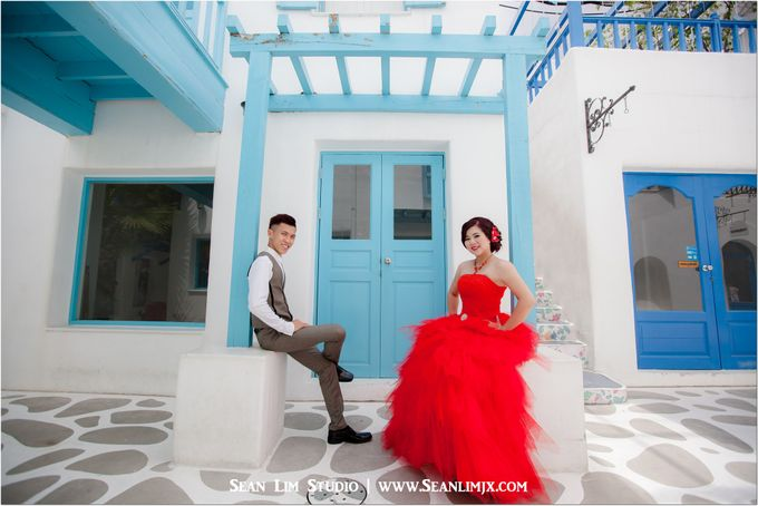Destination Prewedding - Hua Hin Thailand by Sean Lim Studio - 006