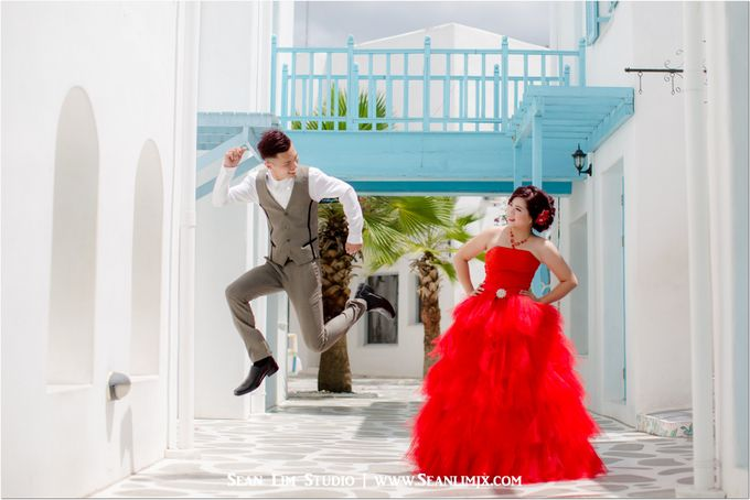 Destination Prewedding - Hua Hin Thailand by Sean Lim Studio - 007