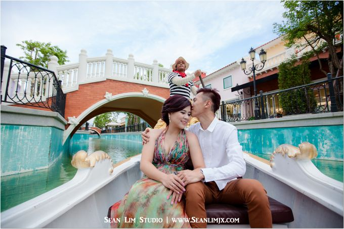Destination Prewedding - Hua Hin Thailand by Sean Lim Studio - 008