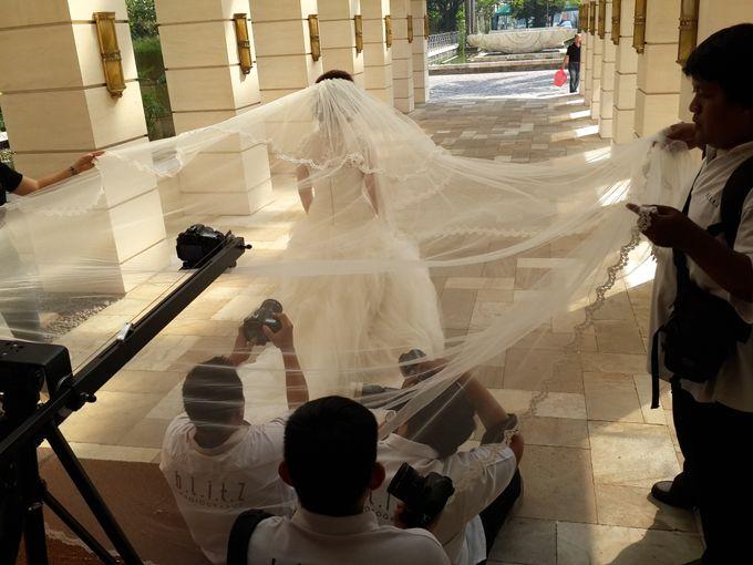 The Wedding of Handoko & Irine by BLAZE EVENT ORGANIZER - 003