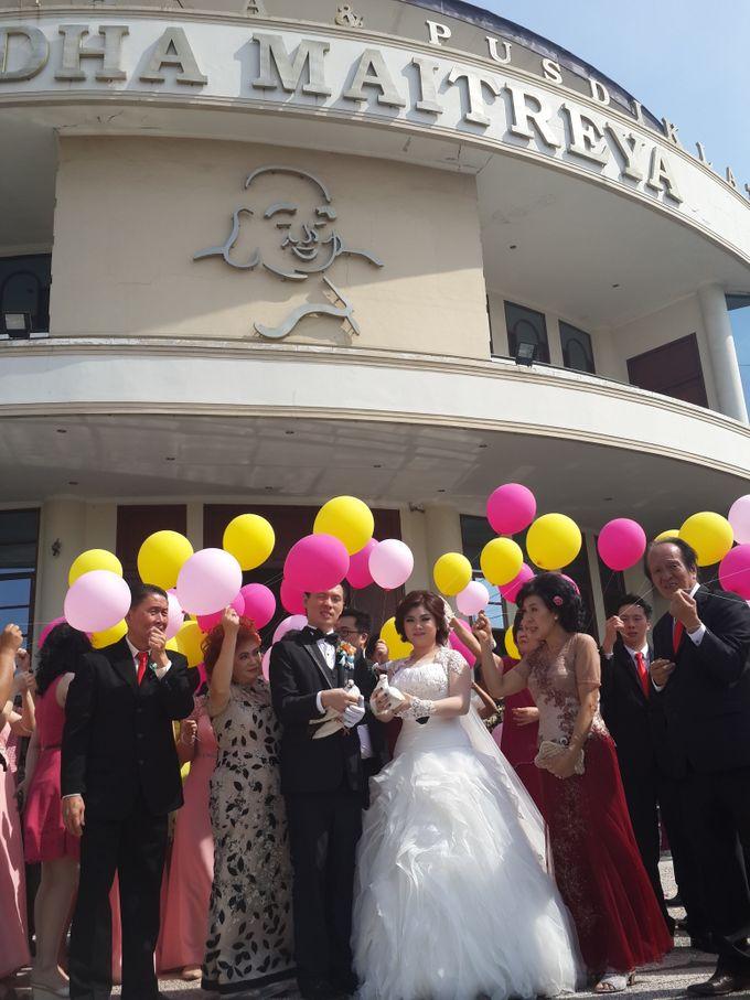 The Wedding of Handoko & Irine by BLAZE EVENT ORGANIZER - 004