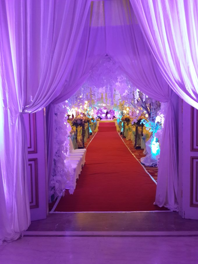 The Wedding of Handoko & Irine by BLAZE EVENT ORGANIZER - 008