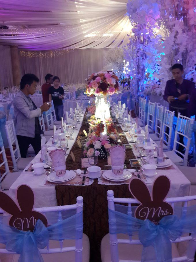 The Wedding of Handoko & Irine by BLAZE EVENT ORGANIZER - 010