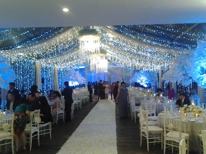 reception at Champaca Wedding Chapel by Padma Hotel Bandung - 008